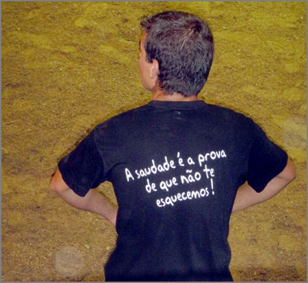 Rogério Madeira - Capeia Ruivós 2011