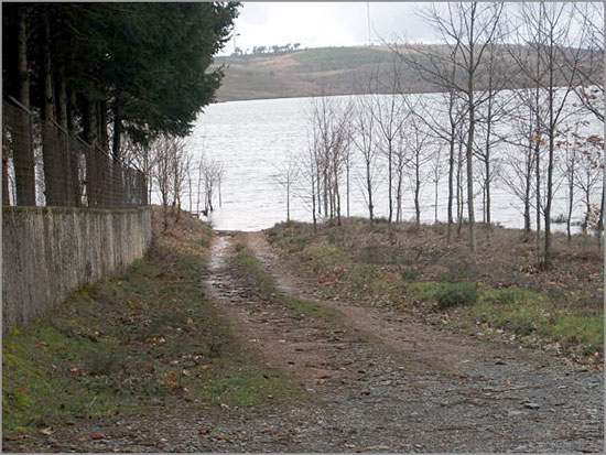 Barragem do Sabugal - Capeia Arraiana