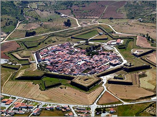Fortaleza de Almeida - D. Dinis - Capeia Arraiana
