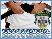 Secção Judo Sporting Clube Sabugal - Capeia Arraiana (orelha)