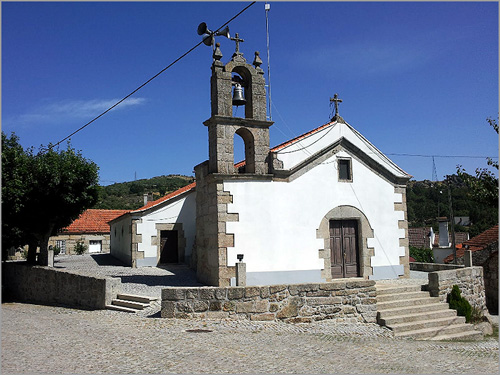 Igreja Matriz de Penalobo - Sabugal - Capeia Arraiana