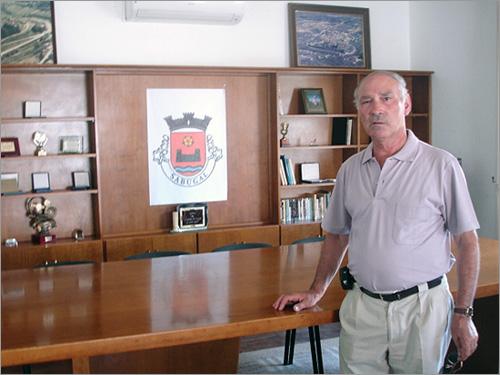 Manuel Rasteiro - Junta Freguesia Sabugal - Capeia Arraiana