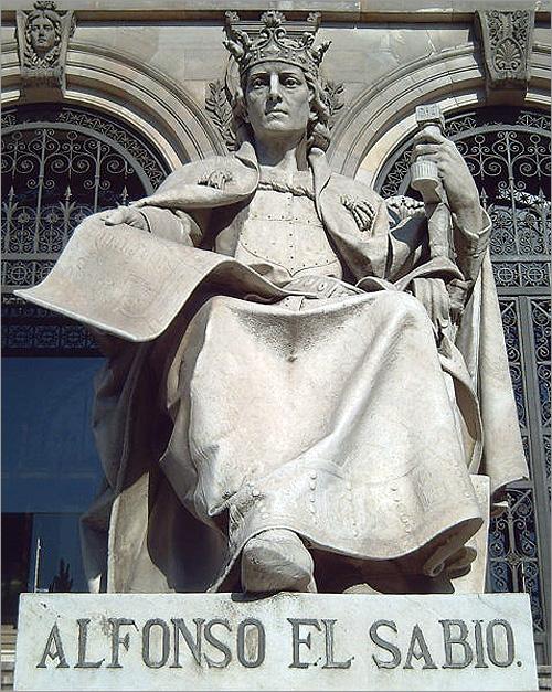 Rei Afonso X - O Sábio - Capeia Arraiana