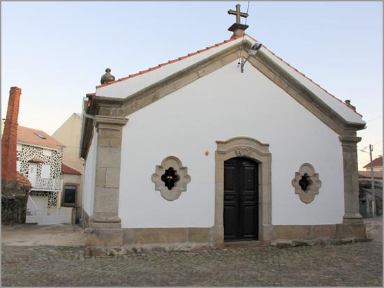Capela Santo António -Vale de Espinho - Sabugal - Foto José Manuel Corceiro - Capeia Arraiana