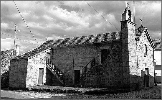 Capela de S. Salvador - Vale Mourisco (foto D.R.)