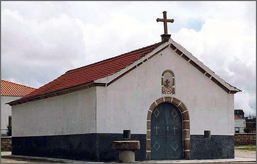 Capela de Aldeia da Ponte
