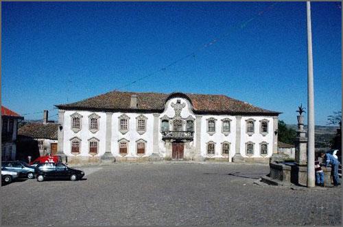 Casa Grande de Cedovim