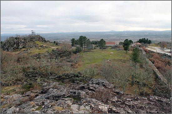 O topo do Jarmelo
