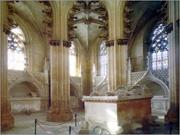 Capela do Fundador no Mosteiro da Batalha - Capeia Arraiana