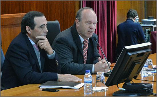 Intervenção do presidente do IPG