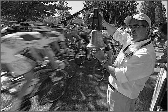 Fernando Pereira - o grande entusiasta da Volta a Portugal em Bicicleta