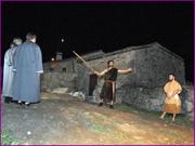 Recriação da Paixão de Cristo - Pregação de João Baptista - Capeia Arraiana