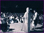 Recriação da Paixão de Cristo - Primado de Pedro em Cesareia de Filipe - Capeia Arraiana