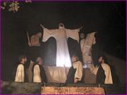 Recriação da Paixão de Cristo - Moisés e Elias na transfiguração - Capeia Arraiana