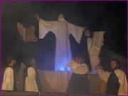 Recriação da Paixão de Cristo - Transfiguração de Jesus - Capeia Arraiana
