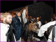 Recriação da Paixão de Cristo - Jesus montado no jumentinho - Capeia Arraiana