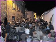 Recriação da Paixão de Cristo - Entrada triunfal em Jerusalém - Capeia Arraiana
