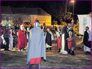 Recriação da Paixão de Cristo - Prisão de Jesus - Capeia Arraiana