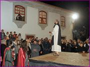 Recriação da Paixão de Cristo - Arrependimento de Judas - Capeia Arraiana