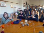 Escola de Tricot - ARCO - Ozendo _ Capeia Arraiana