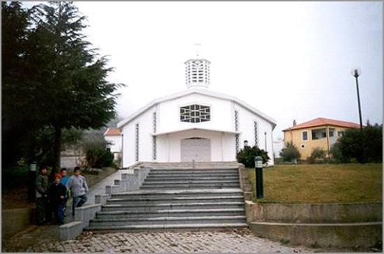Actual Igreja Matriz da Horta - Vila Nova de Foz Côa - Capeia Arraiana