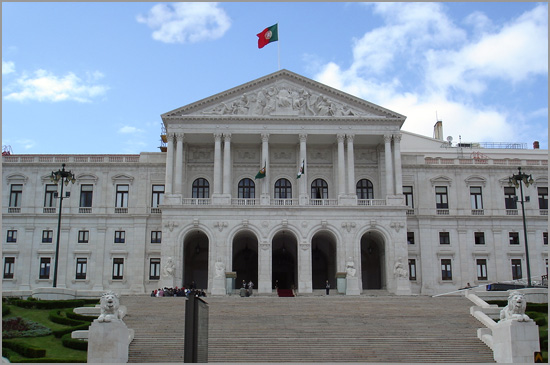 Parlamento Portugal - Capeia Arraiana