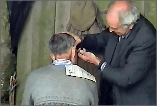 Um barbeiro da aldeia