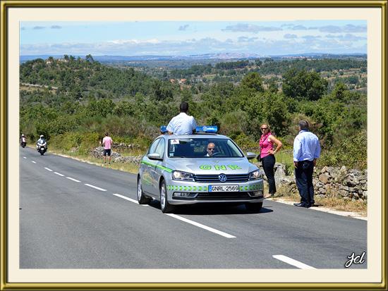 PhotoDestaque - GNR na Volta a Portugal em Bicicleta 2014 - Capeia Arraiana