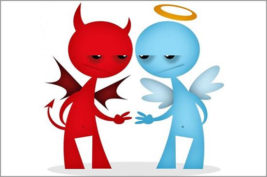 Luta desigual entre o bem e o mal - Capeia Arraiana
