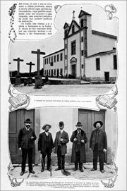 3 - Reportagem da revista «Ilustração Portuguesa» de 10 de Outubro de 1910 sobre o encerramento do Colégio de Aldeia da Ponte - Adérito Tavares - Capeia Arraiana