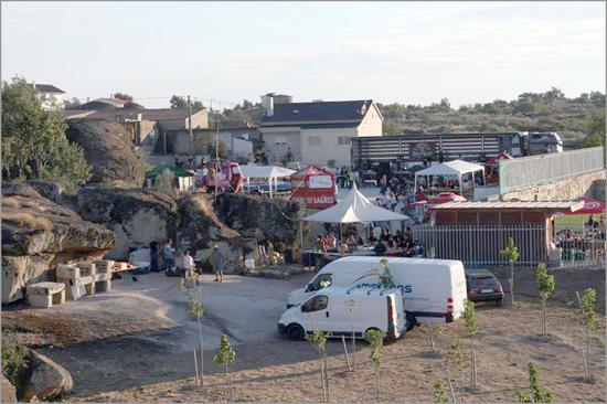 Concentração MotoChurrasco na Castanheira - Foto: Carlos Barroco - Capeia Arraiana