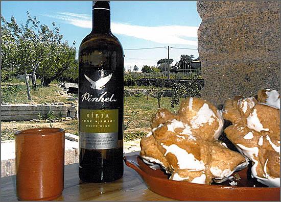 Pinhel aposta em bons vinhos