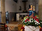 Festa de Nossa Senhora das Candeias - Ozendo - Sabugal - Capeia Arraiana