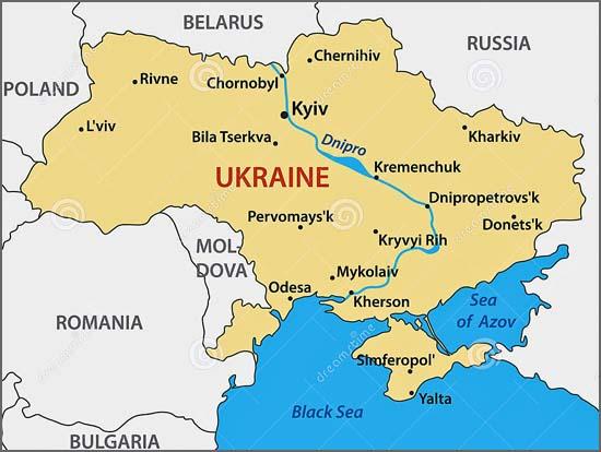 Ucrânia - uma república apetecível