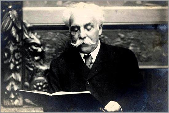 Gabriel Fauré - Música dos Clássicos - Capeia Arraiana