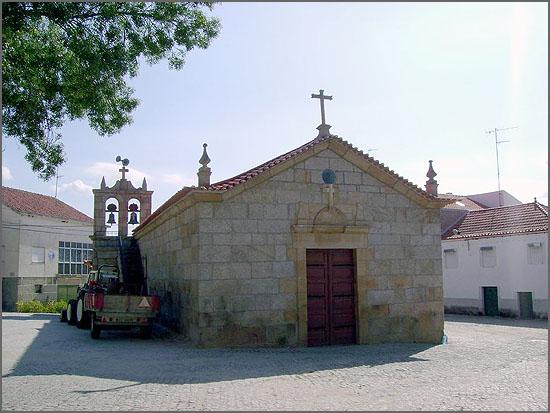Igreja Matriz de Porto de Ovelha