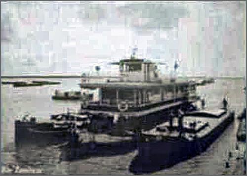 O batelão S. Martinho afundou-se carregado de militares há 46 anos