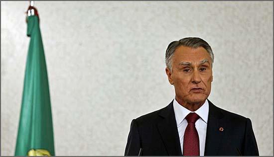 Cavaco Silva anunciou a data para as Legislativas