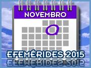 Novembro - 2015 - Efemérides - Capeia Arraiana