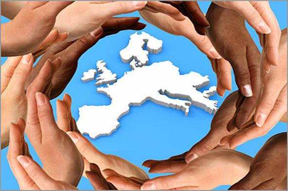 Europa Solidária - Capeia Arraiana