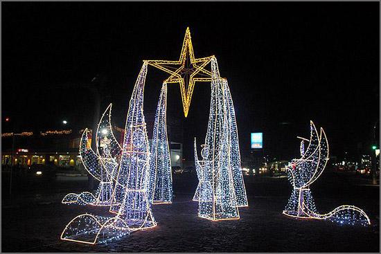 O Natal é tempo de sonho e de esperança