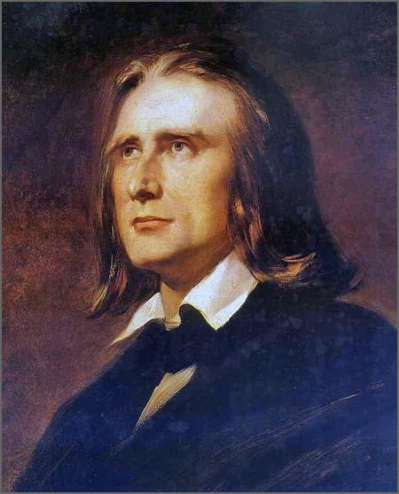 Franz Liszt chegou a Lisboa há 171 anos