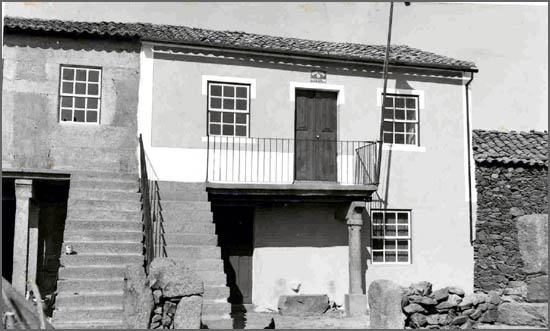 Os postos fiscais de Aldeia da Ponte e Aldeia do Bispo encerraram há 24 anos (na foto ao antigo posto de Vale de Espinho)