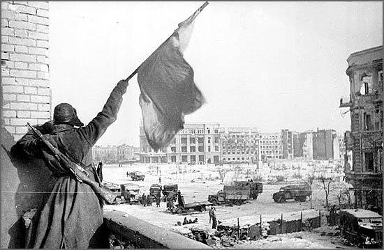 Terminou há 73 anos a Batalha de Estalinegrado - a mais sangrenta da História