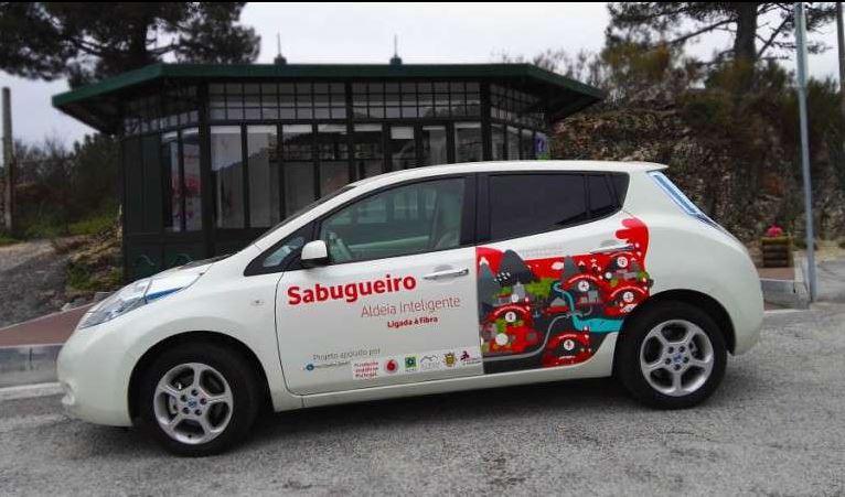 Sabugueiro - Serra da Estrela - Capeia Arraiana