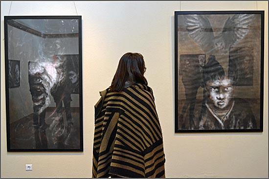 Exposição na Mêda