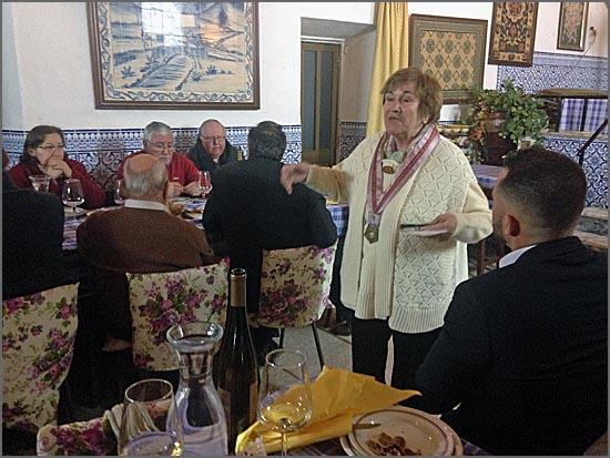 Maria Máxima Vaz falou do bucho raiano
