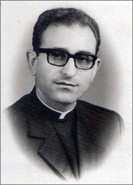 Padre Ezequiel Augusto Marcos