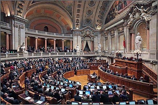 A Assembleia da República aprovou o Orçamento do Estado de 2016