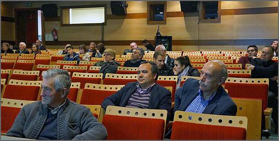 Sessão de apresentação do Orçamento Participativo do Sabugal, em Maio